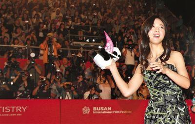 釜山国际电影节开幕