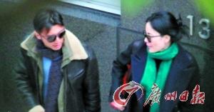 王菲谢霆锋秀恩爱 重演当年经典一幕