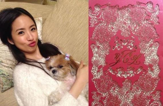 林依晨宣布订婚 郑元畅、杨丞琳微博恭喜
