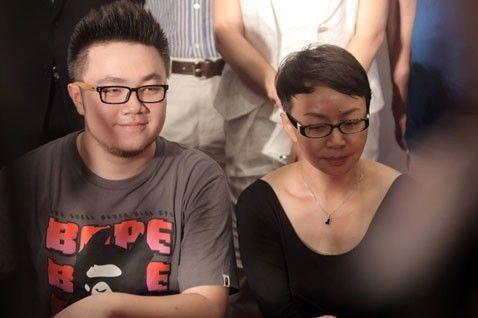 宋丹丹儿子宣布出柜  网友:希望是真的