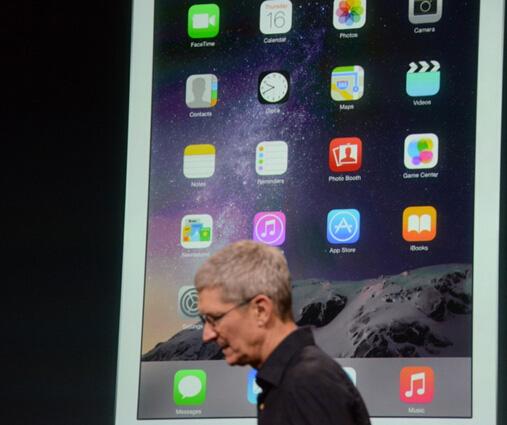 苹果新iPad瞄准购物季 销量遭遇看衰