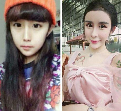 李蒽熙整容成蛇精女 微博高调炫富遭网友抨击
