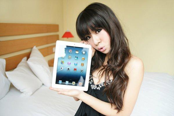 少女为买ipad拍裸照赚钱 裸照差点被传上网