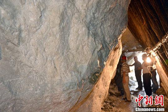 """辽宁600吨""""玉王"""" 体积96立方米"""