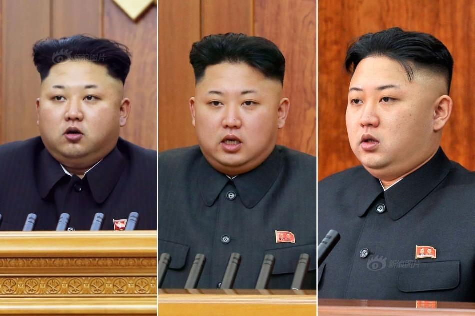 金正恩眉毛哪去了 外媒称金正恩眉毛比往年少一半