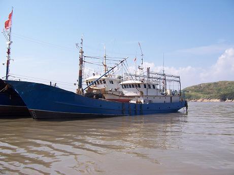 浙江渔船失联 船上14名船员下落不明