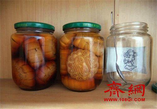 月饼罐头制作工艺曝光 保质期可达半年