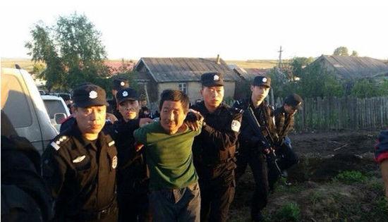 哈尔滨越狱:高玉伦被抓 侄女婆家报警