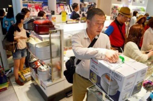 中国游客境外抢购 日本马桶盖几乎断货