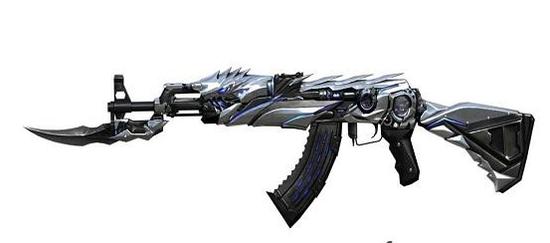 CF火线 全新英雄级武器AK47-无影属性介绍