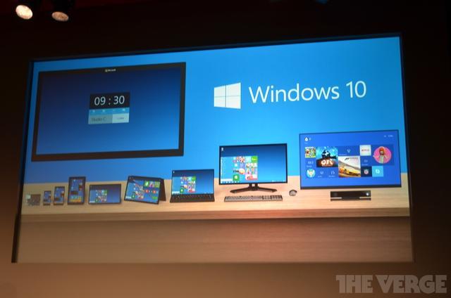 微软发布win10 全新多任务处理方式