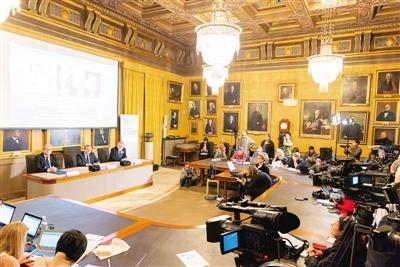 诺贝尔化学奖出炉 超分辨率荧光显微技术领域