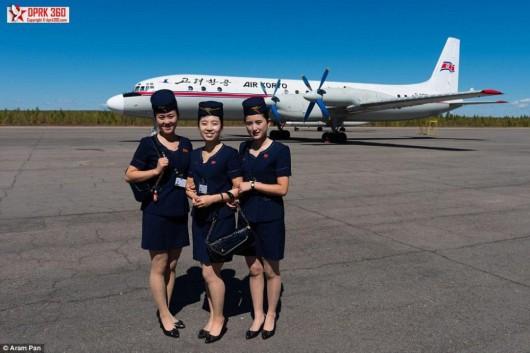 探秘朝鲜高丽航空 老旧客机苏联造